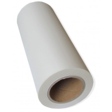"Laminating film Soft Touch matt 35 mic 317 mm x 200 m 3"" core"