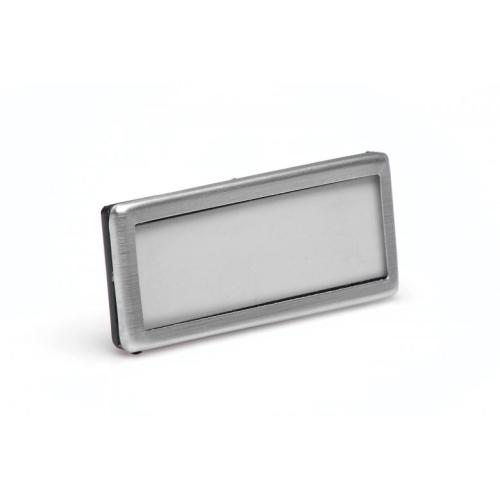 Aluminium Name Badge ALU 65