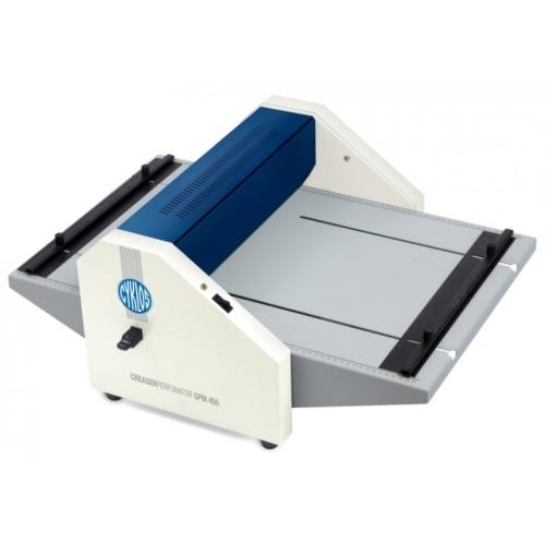 Creasing perforating machine CYKLOS GPM 450