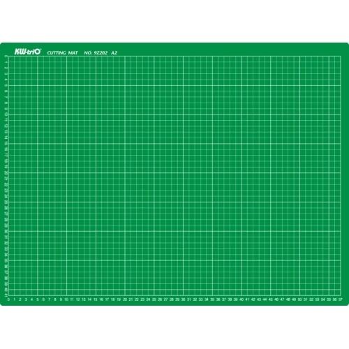 Cutting Mat A2 (45x60cm) Green