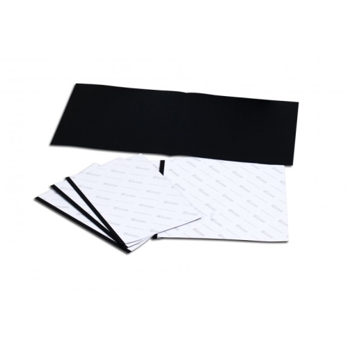Fastbind hot melt binding End paper black A4 Portrait