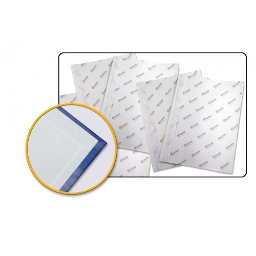 Fastbind hot melt binding End paper white A4 Landscape