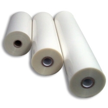 Laminating film glossy 125 mic 1040 mm x 50 m core 3""
