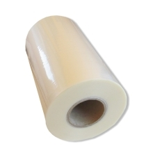 "Laminating film glossy 22 mic 320 mm x 1000 m 3"" core"