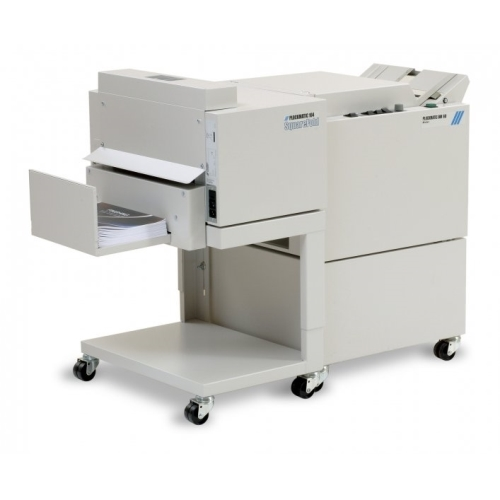 Plockmatic BM 60 Bookletmaker + 104 SQF Squarefolder