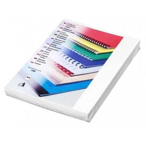 Polyprophylen matt Covers Futura A4 white