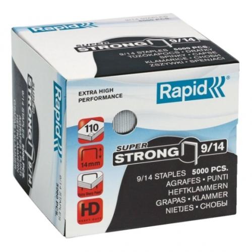 Rapid Staples 9/14