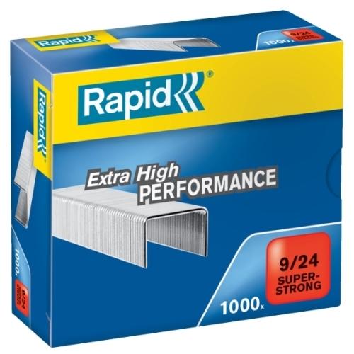 Rapid Staples 9/24