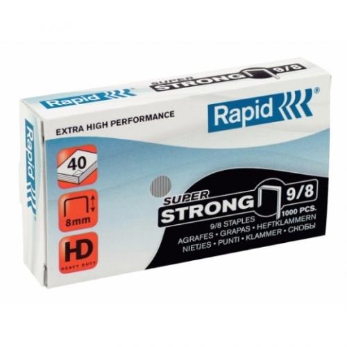 Rapid Staples 9/8