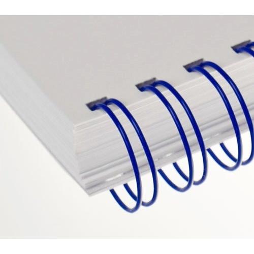 "Ring wire RENZ 19 mm 2/1"" blue"