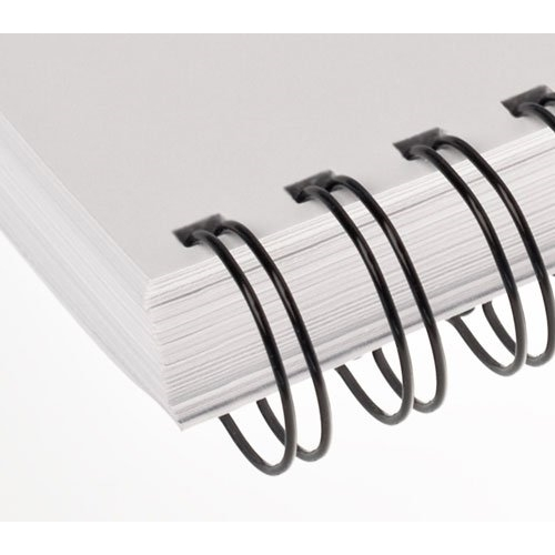 "Ring wire RENZ 22 mm 2/1"" black"