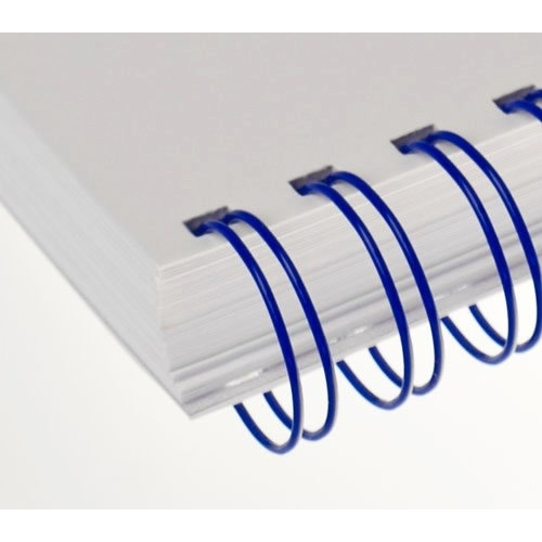 "Ring wire RENZ 25,4 mm 2/1"" blue"
