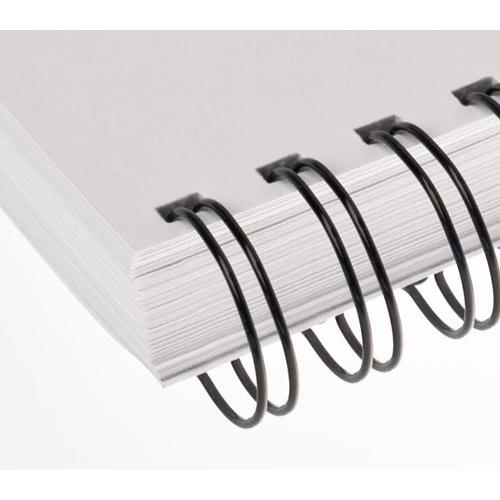 "Ring wire RENZ 9,5 mm 2/1"" black"