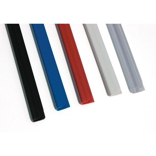 Slide binder 9-12 mm blue