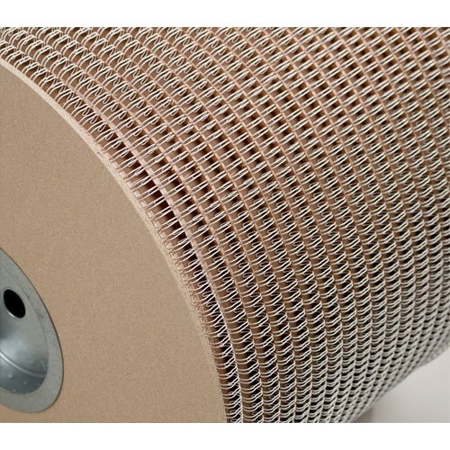 "Twin wire RENZ 16 mm (5/8"") 2/1"" white 15000"