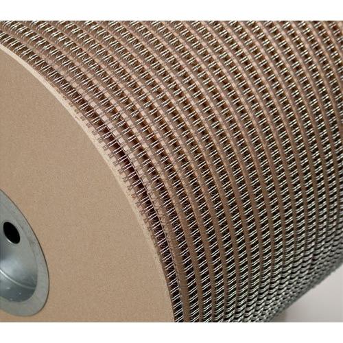 "Twin wire RENZ 16 mm (5/8"") 3/1"" silver 15000"