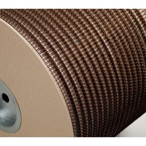 "Twin wire RENZ 9,5 mm (3/8"") 3/1"" black 46000"