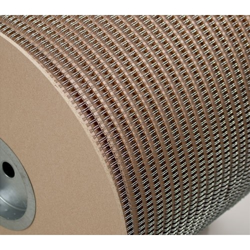 "Twin wire RENZ 9,5 mm (3/8"") 3/1"" silver 46000"